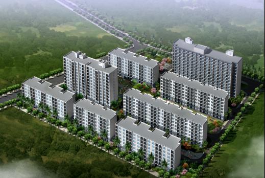 降低保障房砖混住宅墙体裂缝的不合格率