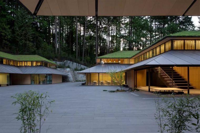 知名地产的现代东方禅意 | 美国波特兰日本庭院文化村