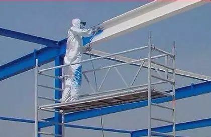 钢结构油漆用量计算