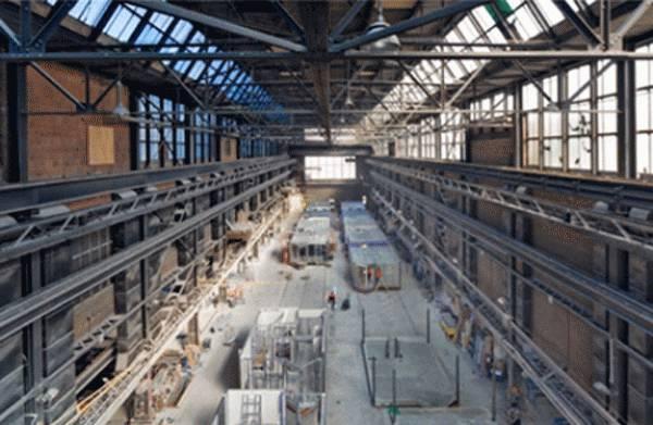 在纽约,有一幢比特朗普大厦还牛逼的公寓楼,90%工厂制造……_9