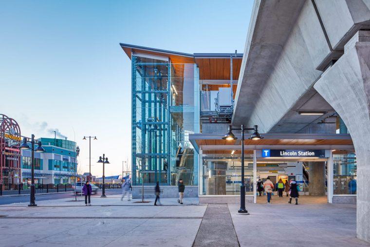 加拿大长青线车站-4