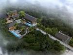 [合集]5套大型景区游客服务中心建筑设计方案文本