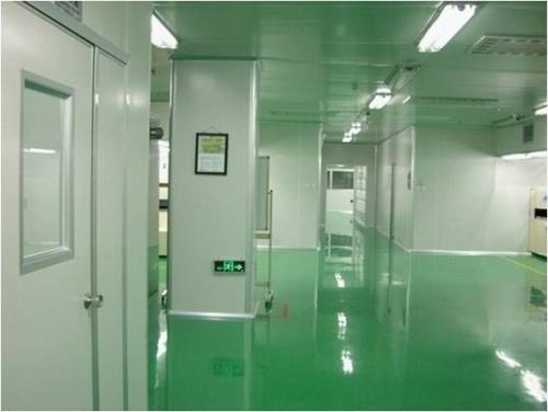 [福建]厦门无菌室中央净化系统洁净空调工程施工组织设计