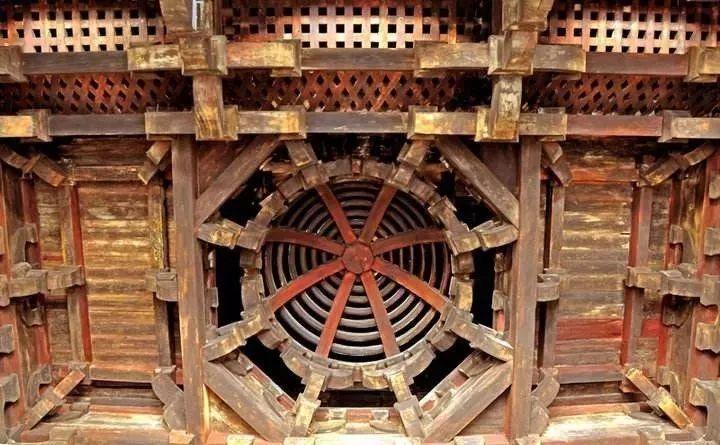中国现存的木结构古建筑前50座,看一眼少一眼了~_22