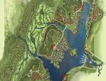 [南京]香泉湖国际度假村概念性规划设计文本PPT(46页)