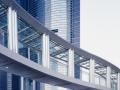 高层住宅可视多机并机楼宇对讲系统图
