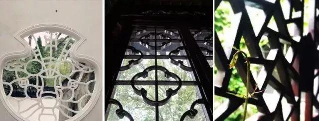 中式园林花窗 · 精而合宜