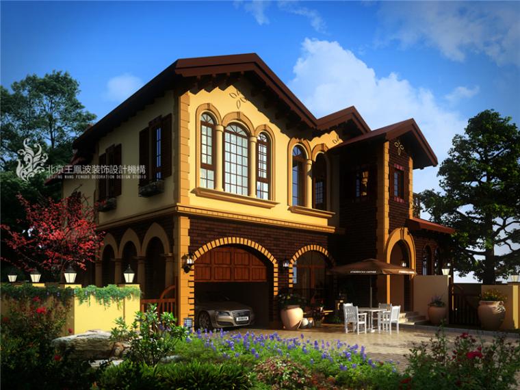 房价那么贵,别墅装修设计怎能将就