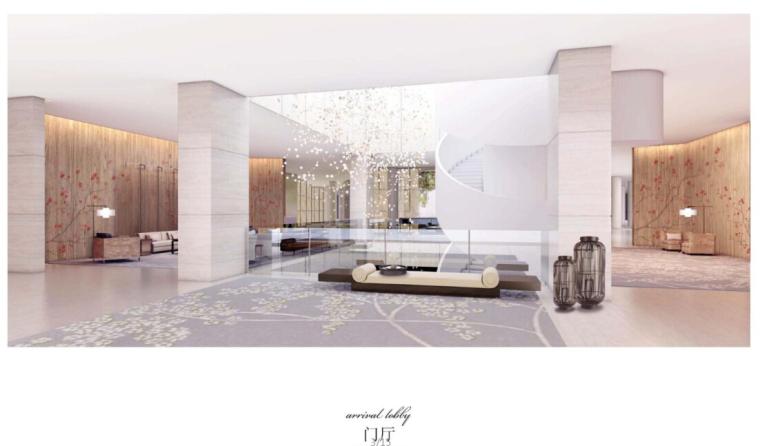 [上海]知名酒店设计方案PDF及效果图_3