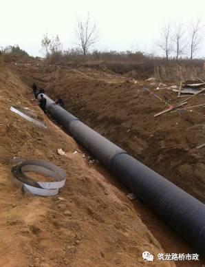 市政排水管道施工常见质量通病,一步一步告诉你怎么防治