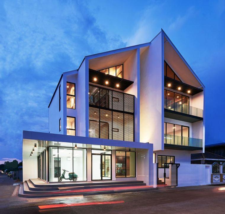 泰国K.Pok住宅