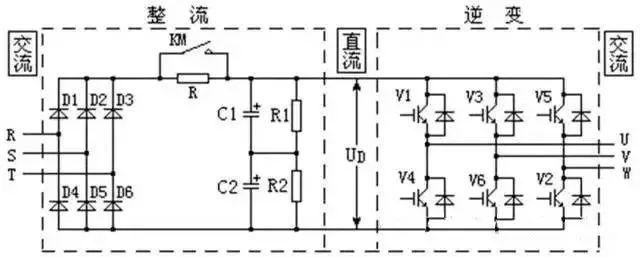 变频器内部主电路详解_2
