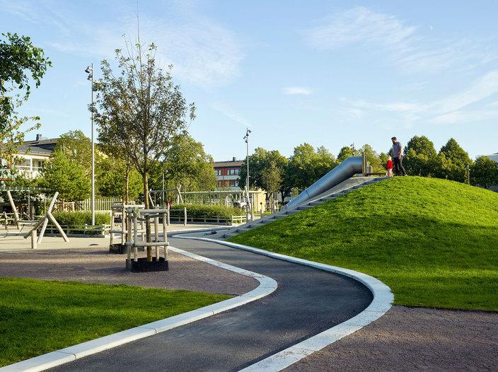 Flatås公园