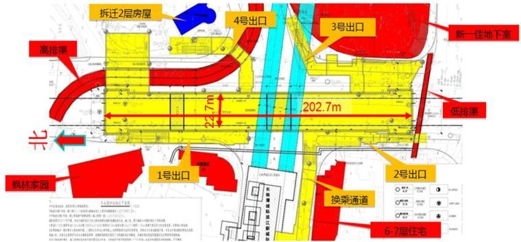 [湖南]軌道交通1站2區間土建工程施工組織設計(524頁)