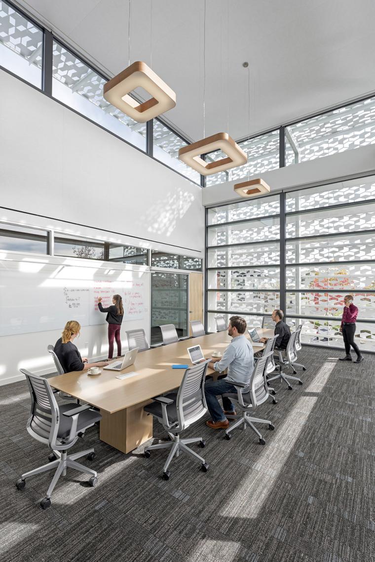 美国Xilinx总部大楼改造-12