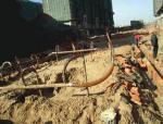 人工冲孔轻型井点在基坑降水工程中的应用