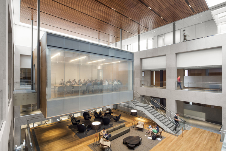 普林斯顿大学教学楼-16