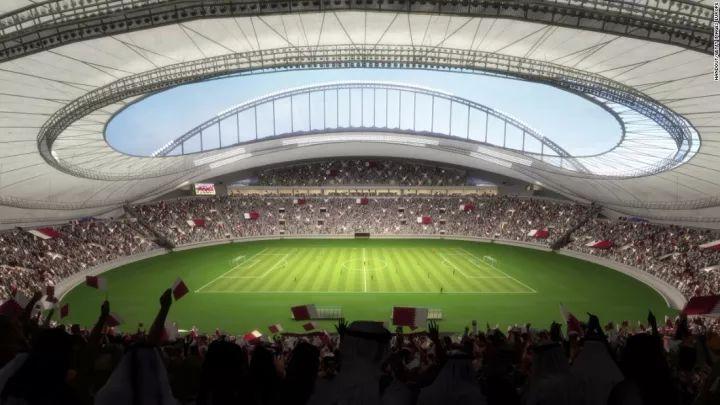 卡塔尔才是真土豪!2022世界杯球场一掷千金,国足4年后也许还能_26