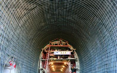 公路隧道的结构构造课件PPT(151页)
