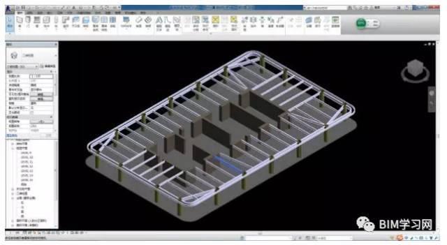 BIM技术应用于超高层机电安装工程||案例_6