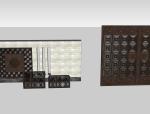 园林景墙庭院景观SU模型设计(10个su模型)