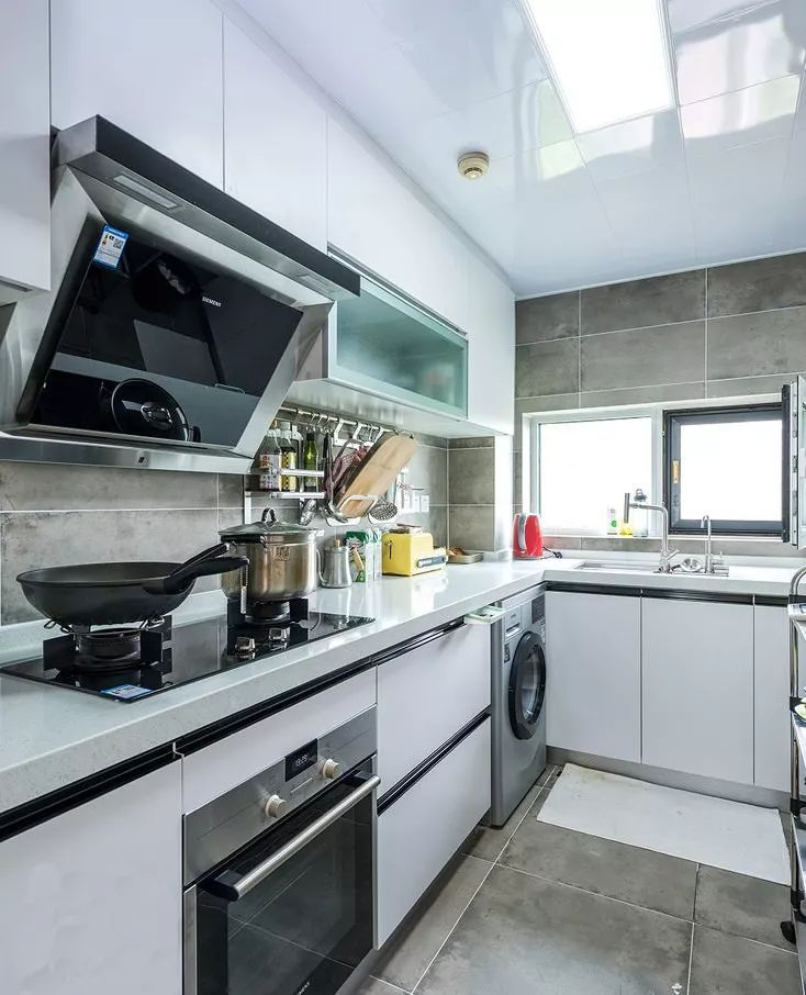 这样设计厨房,美观又实用,果断收藏~_1
