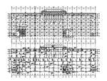 12层框架结构住宅楼结构施工图(CAD、18张)