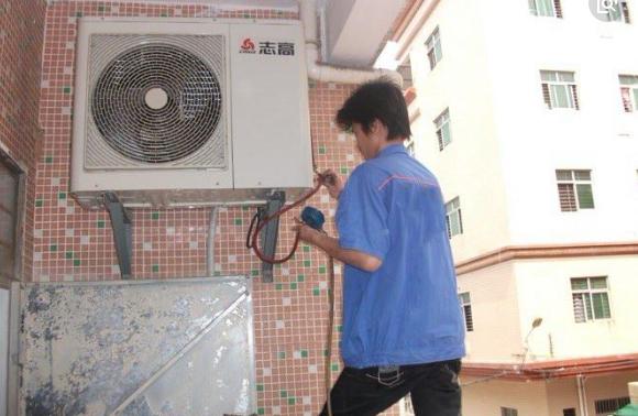 中北科技产业园一期四号楼装修改造空调系统安装施工方案