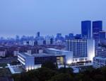 上海市委党校二期工程