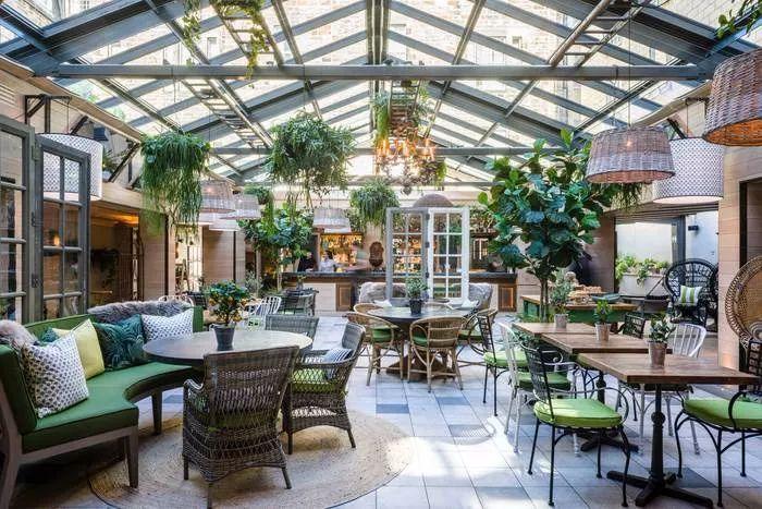 别找了,2018年最好看的餐饮空间设计都在这里了_44