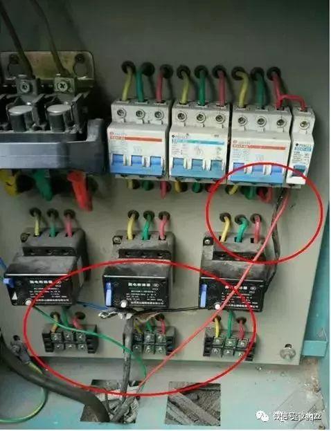 总结的太好了!建筑施工现场临时用电常见隐患、错误做法都在这呢_20