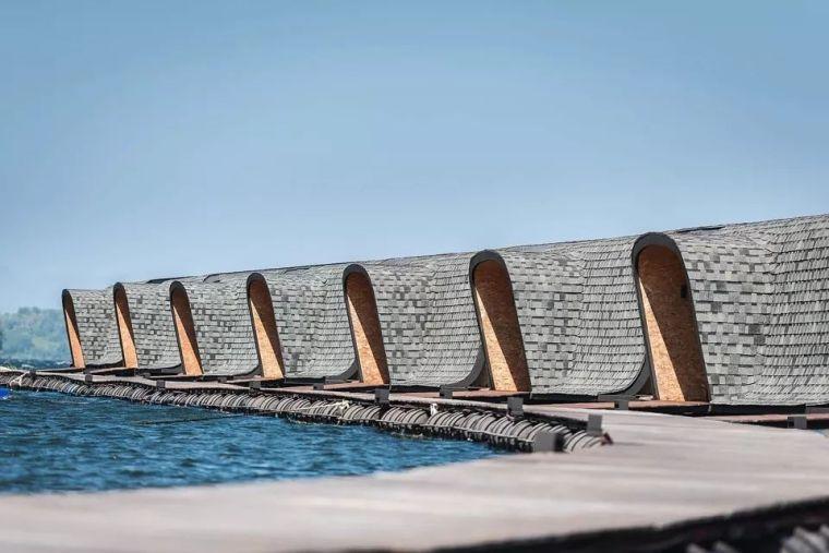 超美的水上筏式酒店設計,美出了新高度_6
