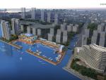 [海南]游艇都会居住及商业项目综合体建筑方案文本