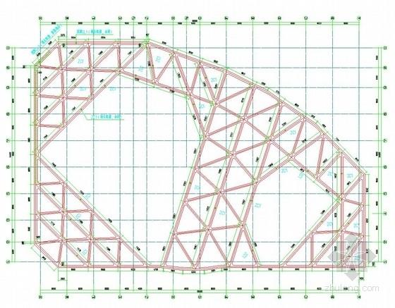 [浙江]排桩及一道内支撑深基坑支护施工图