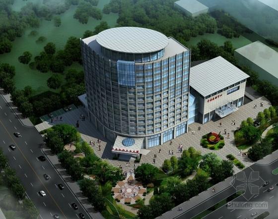 [江苏]15层现代风格公共卫生服务中心建筑设计方案文本
