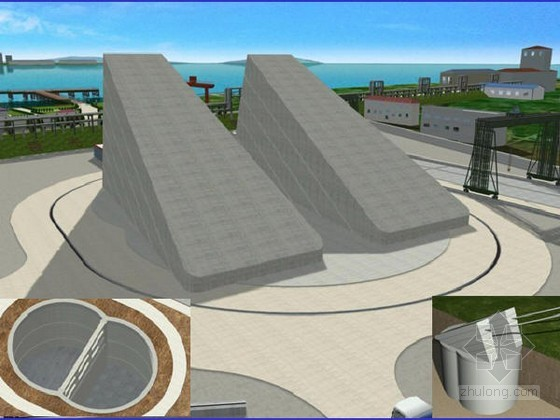 桥梁锚碇基础46m米超深基坑施工技术246页PPT(地连墙)