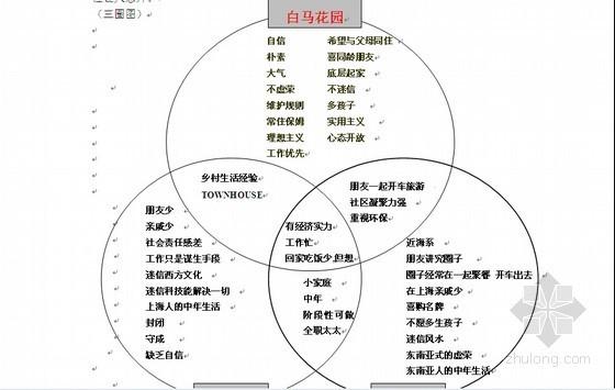 [上海]豪华联排别墅项目客户群价值观及产品偏好研究报告
