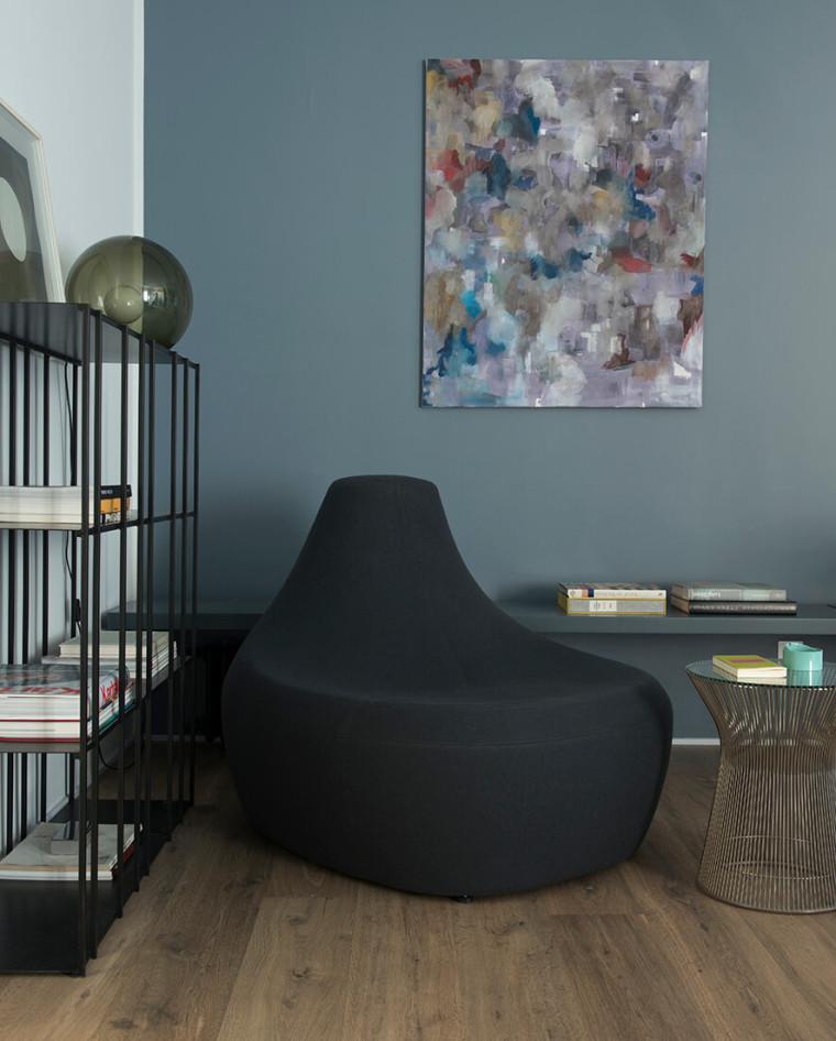 米兰公寓:艺术美感精致_4