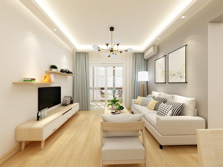 地板和墙壁的的最佳搭配,舒服才是好的搭配!