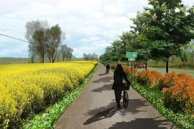 乡村旅游基础设施建设
