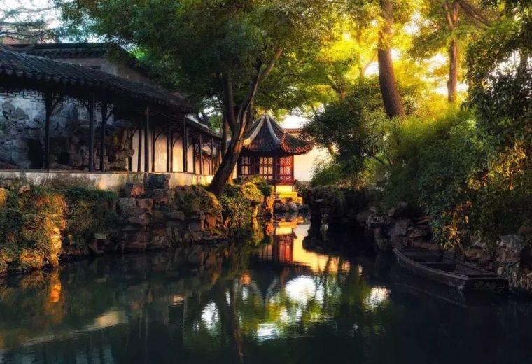 这才是中国人的院子,秋天美到骨子里_10