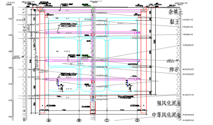地下三层车站冲击钻钻孔灌注桩施工方案
