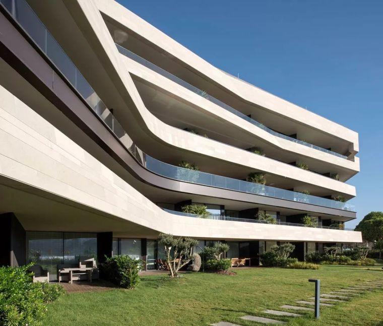 建筑造型欣赏-横向关系30例_22