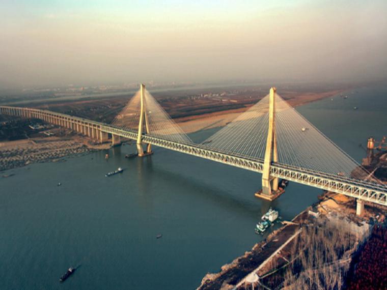中国近期的大跨度桥梁讲义总结(96页)