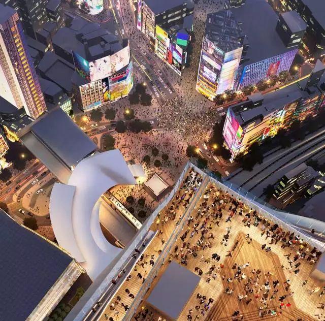 2020东京奥运会最大亮点:涩谷超大级站城一体化开发项目