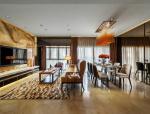 香港洪德成设计-现代轻奢风样板房设计高清实景图