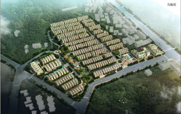 [广东]多层独立联排住宅建筑设计方案文本(300多张图纸超详细)