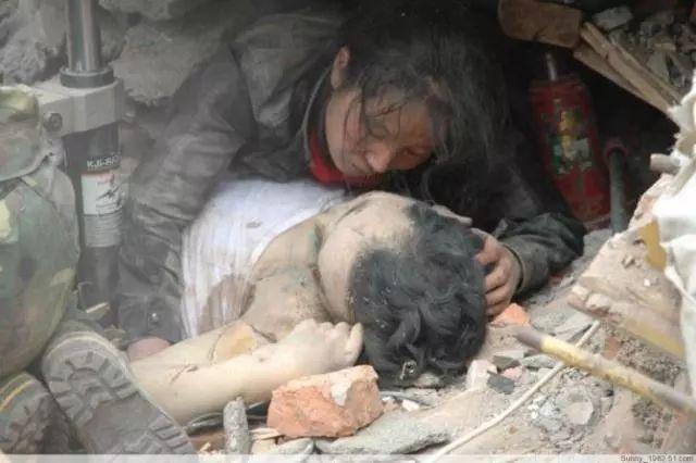 [5.12防灾减灾日]汶川地震11年,和母亲节相遇了