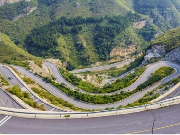 山区低等级公路桥梁设计要点