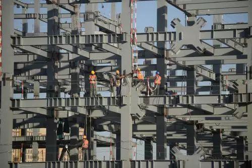 钢结构入门—高层及超高层钢结构安装要点 (干货收藏)